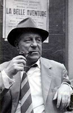 Jean Gabin as Maigret