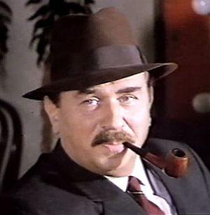 Gino Cervi as Maigret