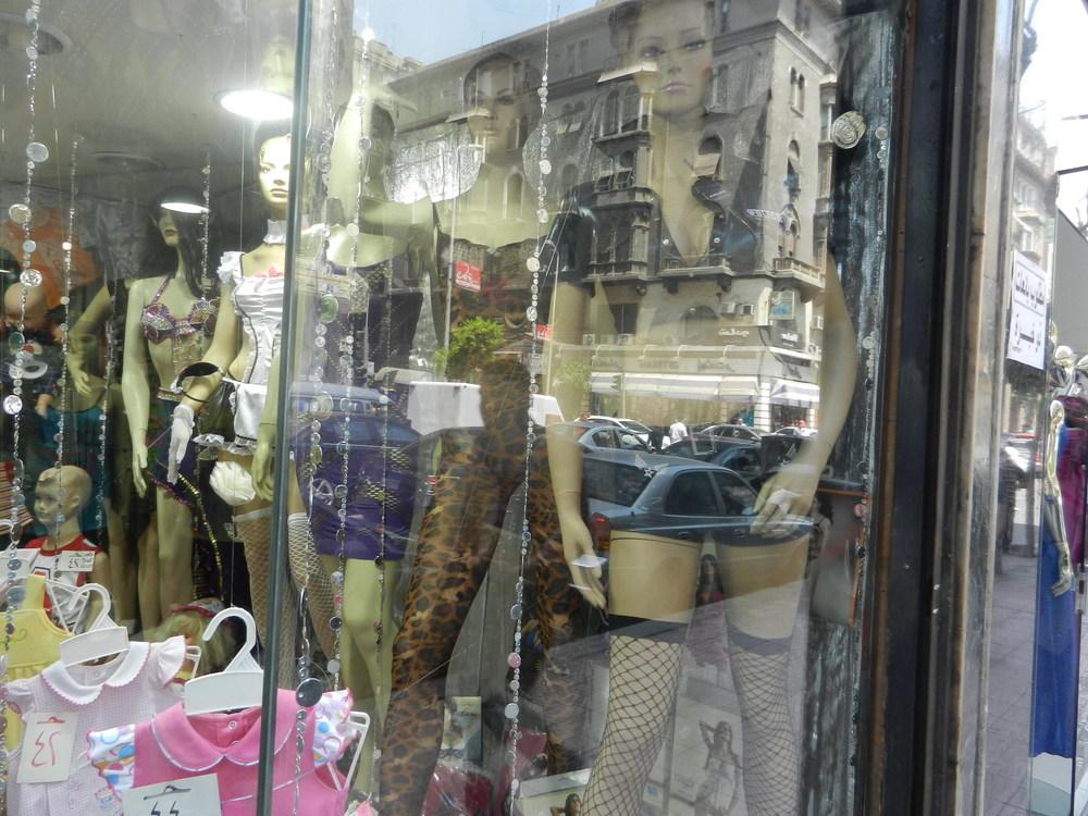 Storefront, Cairo. ©Elliott Colla (2014)