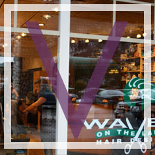 Waves Hair Design Homepage
