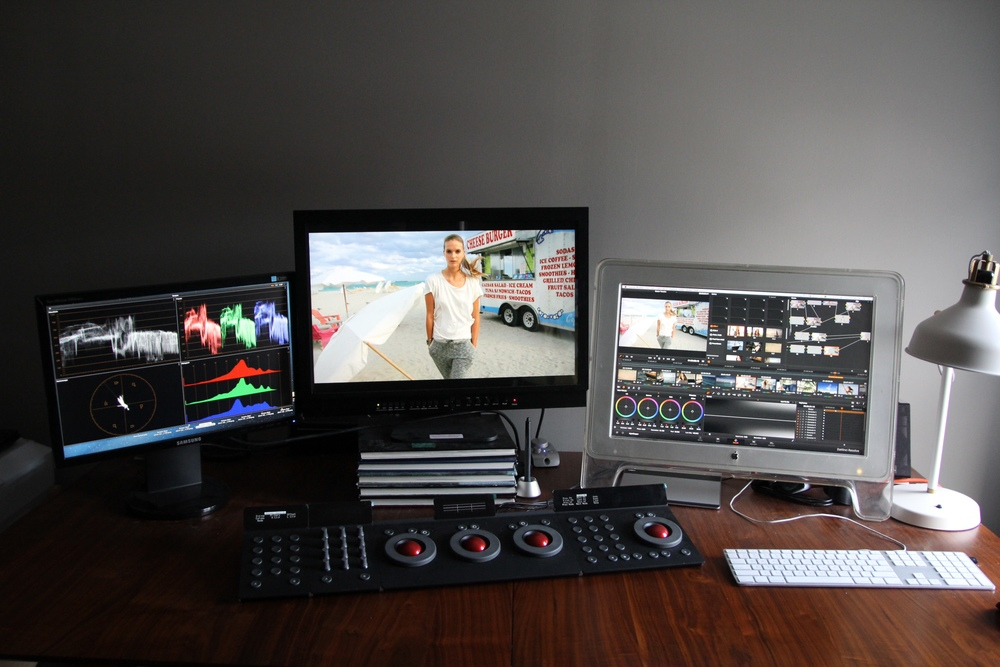 Davinci Resolve Color Suite