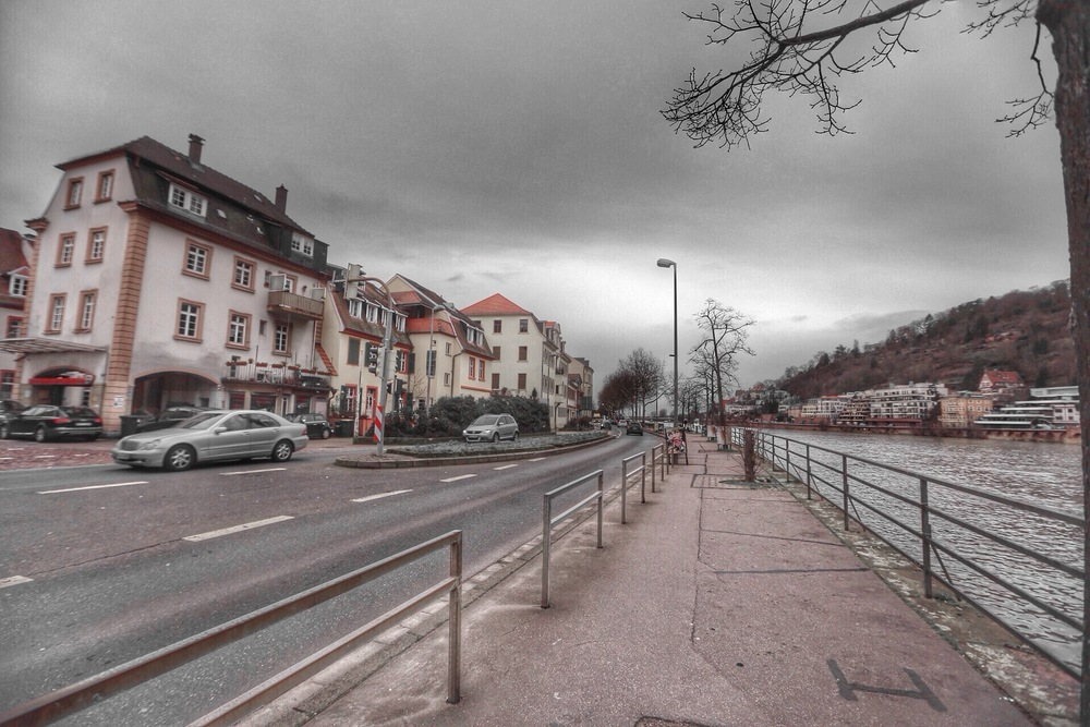 Edited photo from trip to Heidelberg, Germany