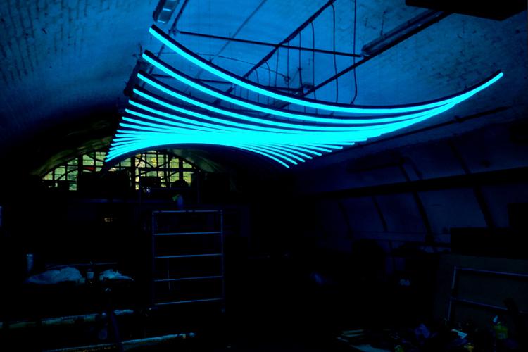 Dockers, Lighting / Installation, 2015