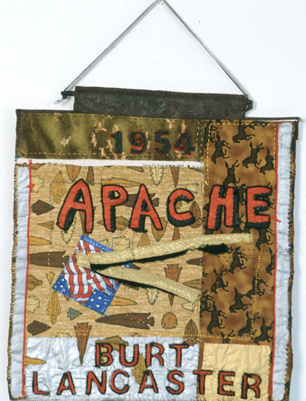 Apache | Burt Lancaster