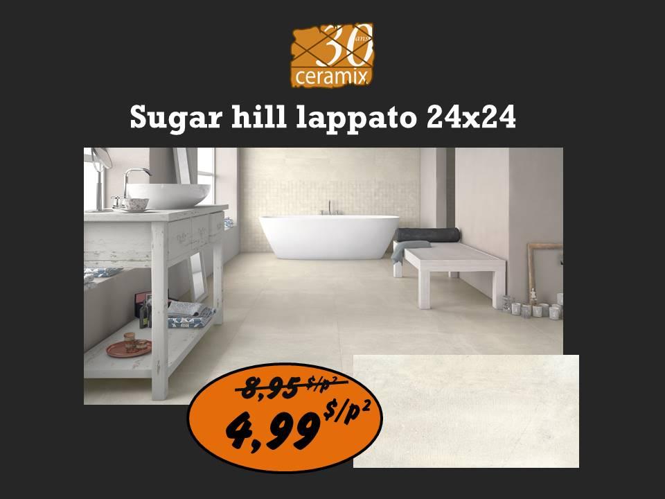 Sugar hill lappato 12x24 ou 24x24