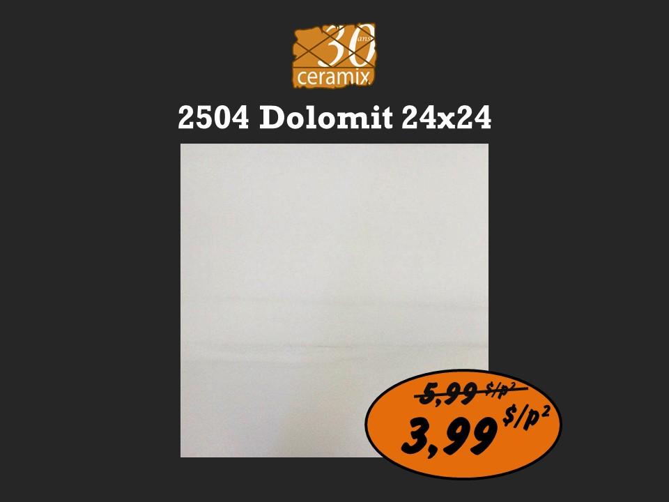 2504 Dolomite 24x24
