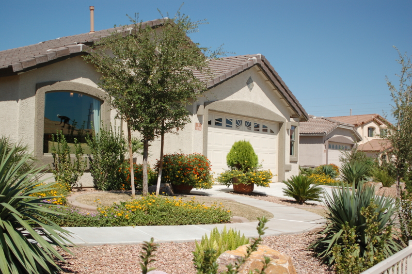 natural landscape homes las vegas