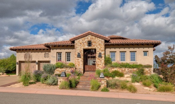 xeriscape homes las vegas