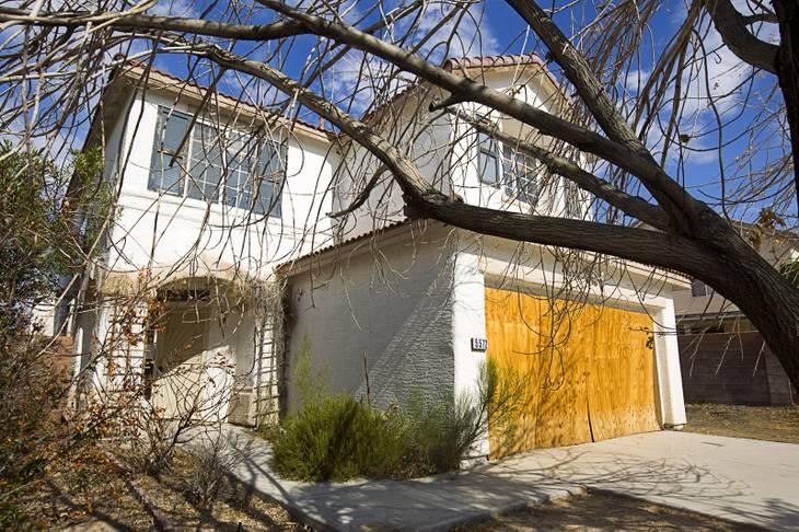las vegas foreclosures