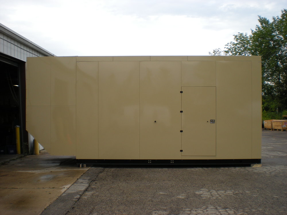 Ironclad Custom CAT Generator Enclosure .JPG