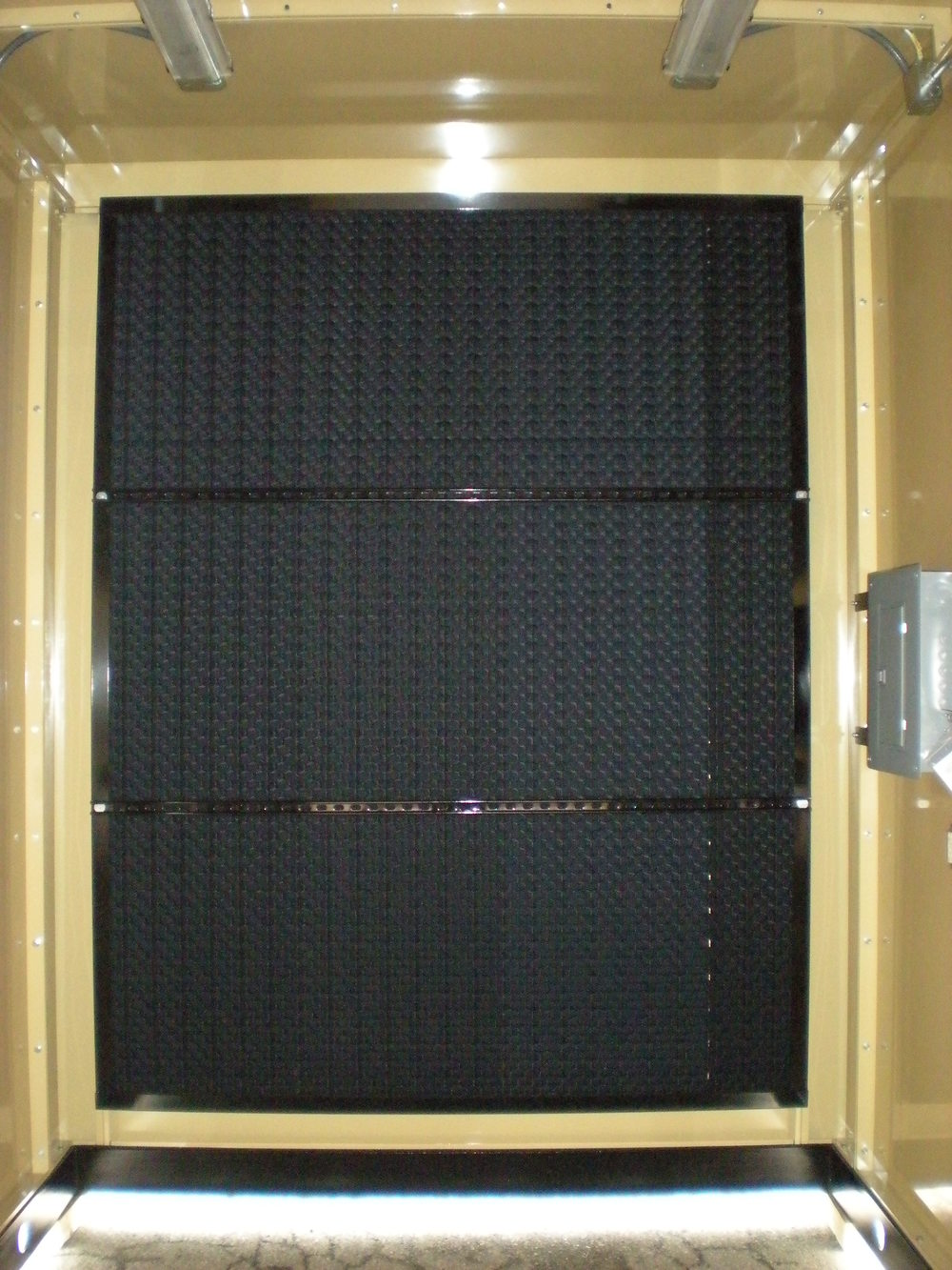Ironclad Custom CAT Generator Enclosure Brentwood Outlet.JPG