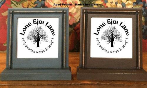 Petite Pedestal Frames — Lone Elm Lane