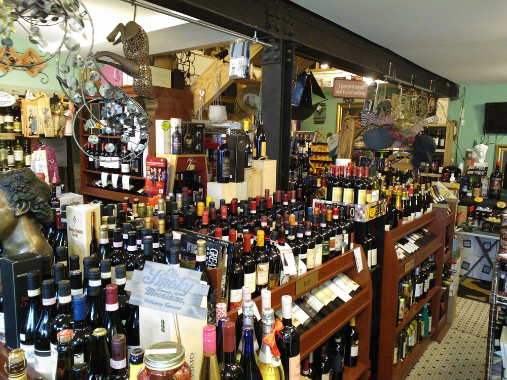 Our Wine Store