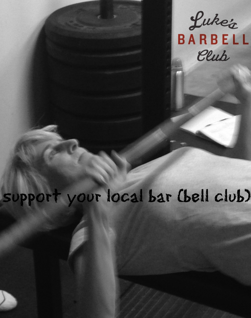 Rehab Lukes Barbell Club
