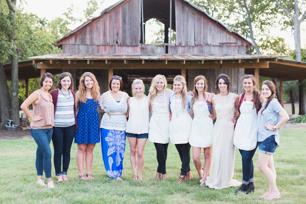 So thankful for all of these sweet girls! Cannot wait to see how all of their photos turned out in November!
