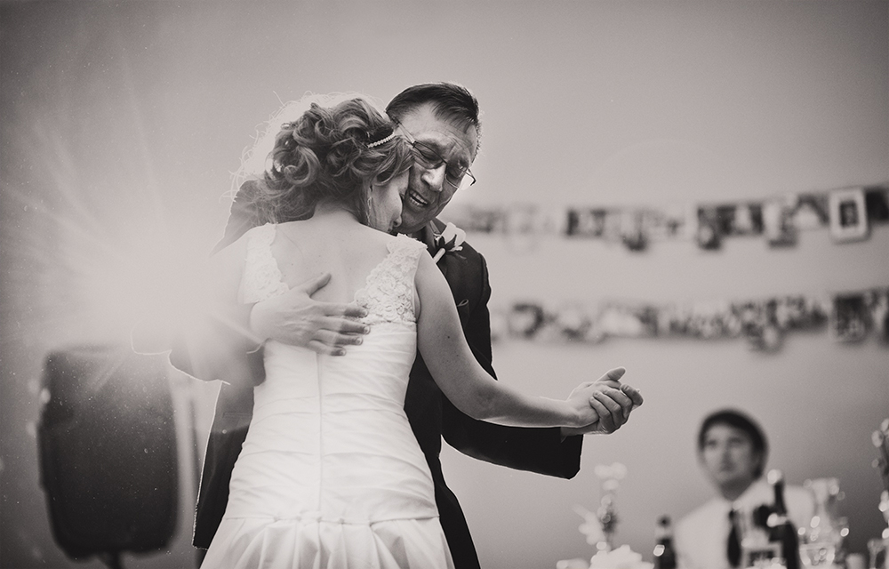 Bride Father of Bride Dancing Reception Groom Watching South Bend Indiana Michigan Chicago - joannaFOTOGRAF Joanna Reichert.jpg
