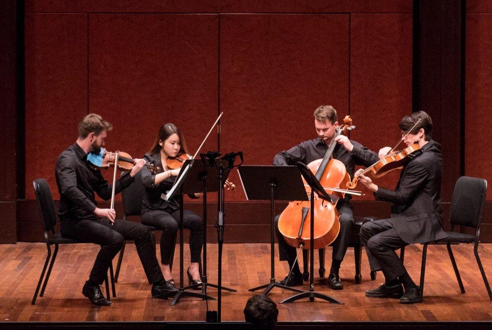 Window Inward - for String Quartet