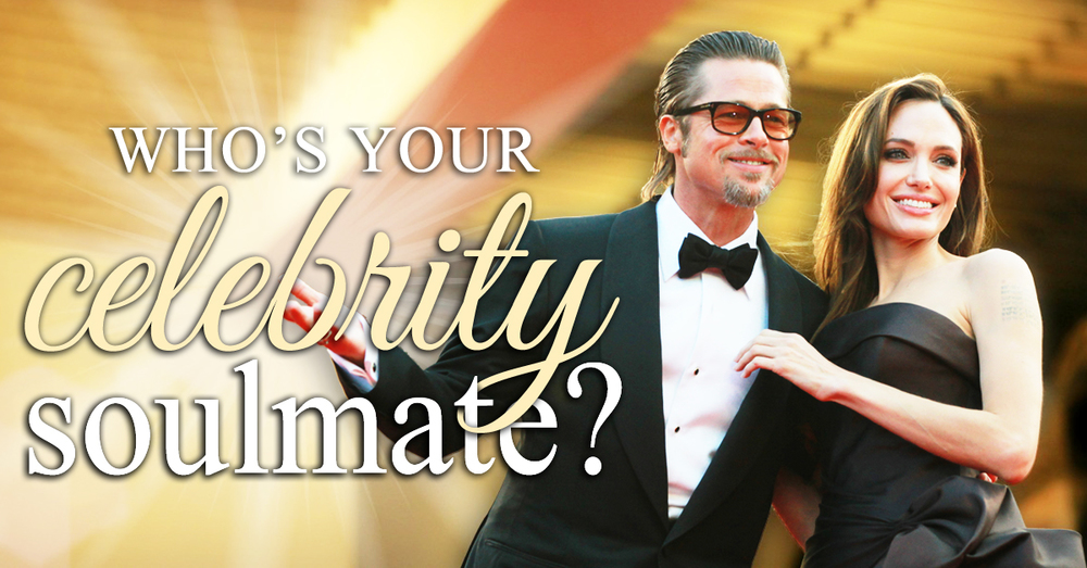 Who's Your celebrity soulmate?
