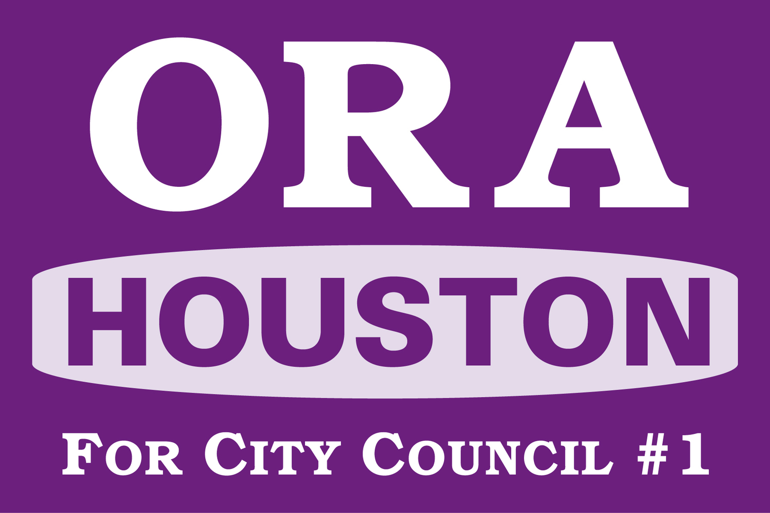 Council Member Ora Houston, District #1