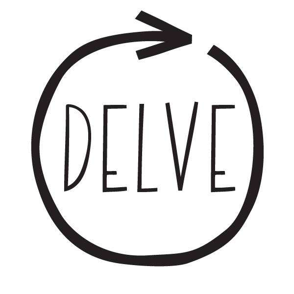 DELVE- Services + Events for Artists and Creatives by Kind Aesthetic