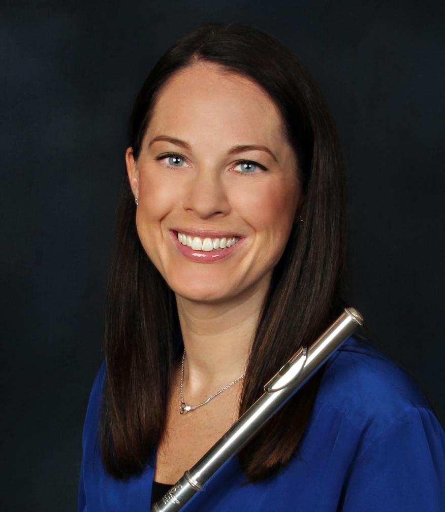 Kim Bell, flute