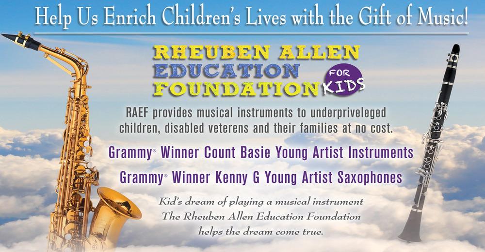 Rheuben Allen Education Foundation