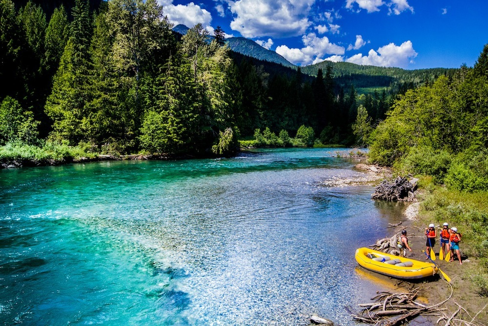 A West Kootenay Rafting Adventure!