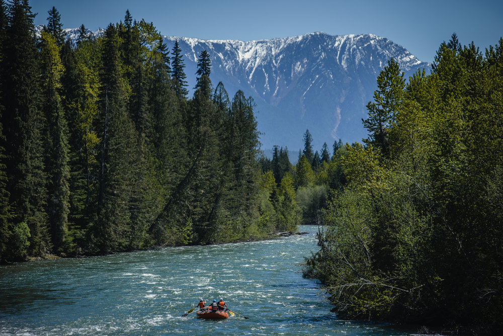 Nelson Kootenay Lake Rafting Adventures!