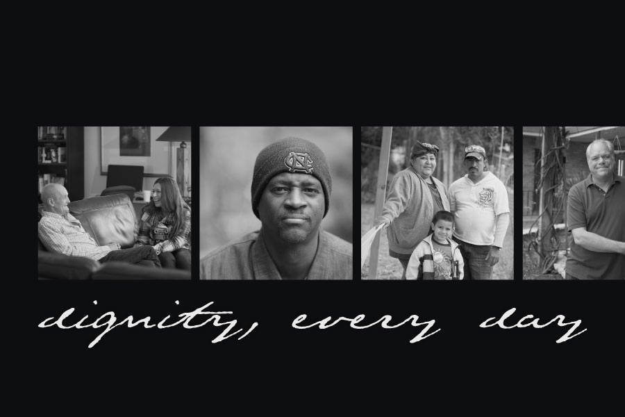 DIGNITY, EVERY DAY FOR PEOPLE WITH HIV/AIDS - Campaign • Nonprofit