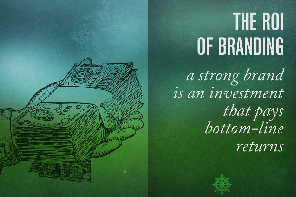 The ROI of Branding: an investment that pays big returns - Captain's Log • 12 minute read