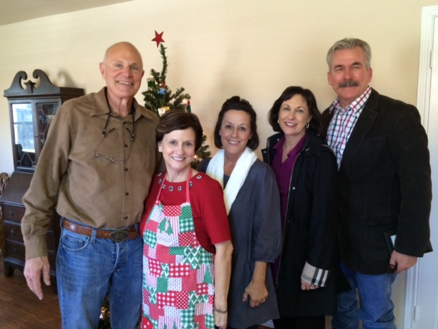 Mike, Linda, Valerie, Martye and Bart