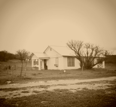 The Provision House at the 2S Ranch