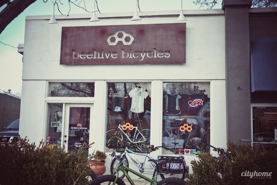 Beehive Bicycles. A family friendly shop in Salt Lake City