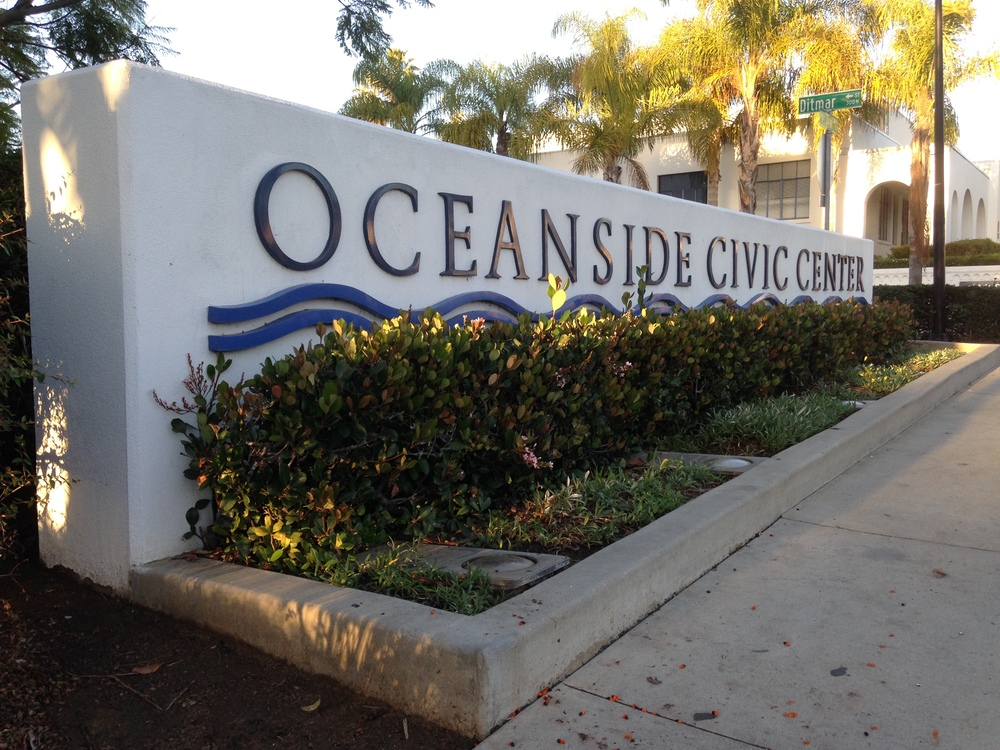 Welcome to Oceanside!
