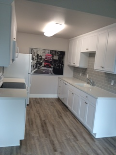 Here's the kitchen!