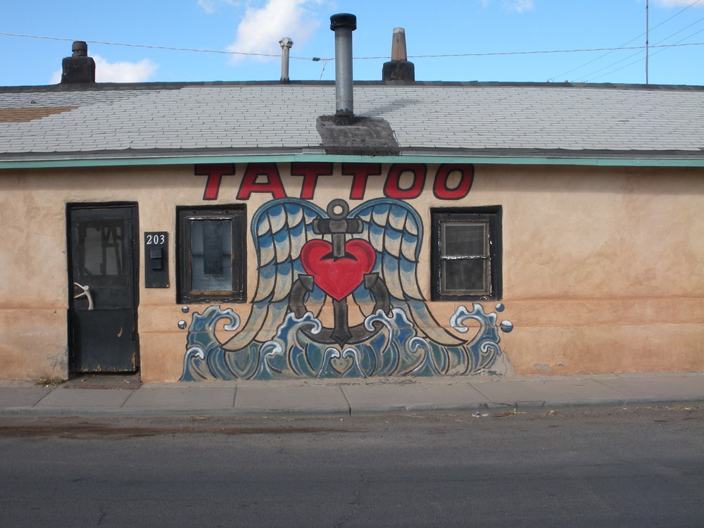 Image of another tattoo parlor, not Charlie's, courtesy of the American Planning Association
