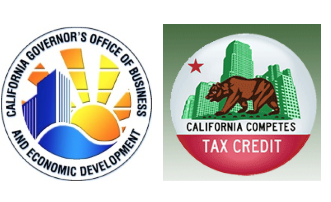 GO-Biz and CCTC logos