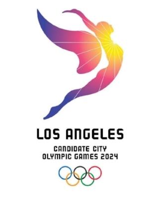 LA24's logo