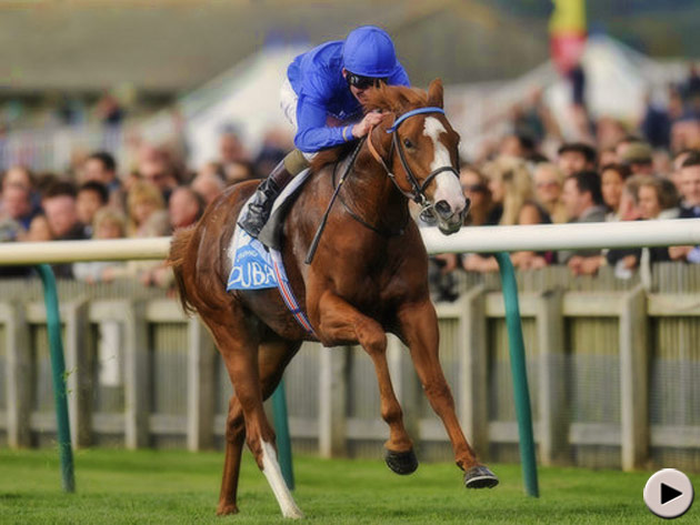 Dawn Approach win Dubai Dewhurst Stakes
