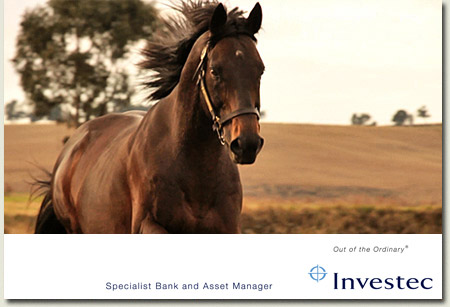 Investec Stallion Day