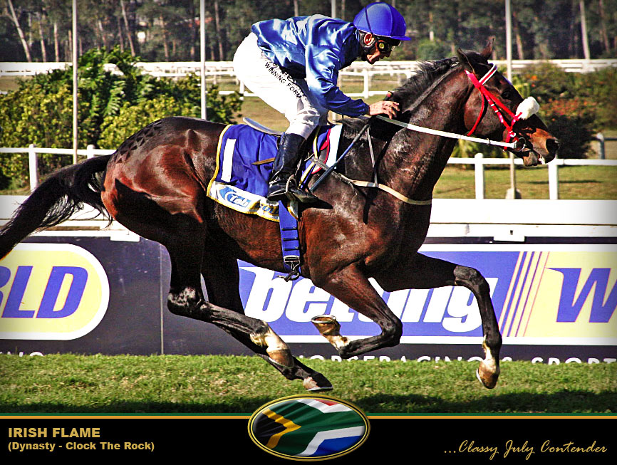 DURBAN JULY ALMOST A TRUE HANDICAP
