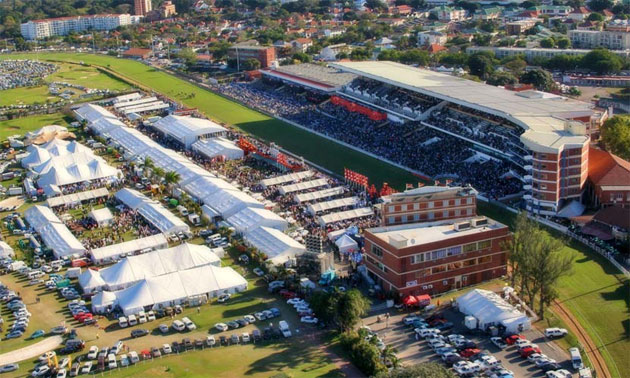 Greyville Racecourse - Home of the Vodacom Durban July