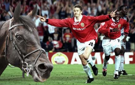 Yeats and ole gunnar solskjaer