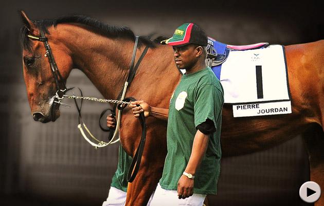 Pierre Jourdan Horse