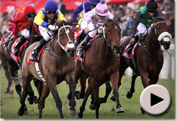 Ready to run graduate Igugu wins the Vodacom Durban July
