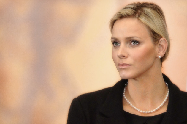 Her Serene Highness Princess Charlene of Monaco