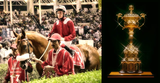Paris Perfect - Dubai World Cup