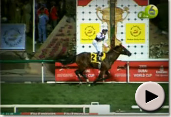 Gladiatorus win 2009 Dubai Duty Free
