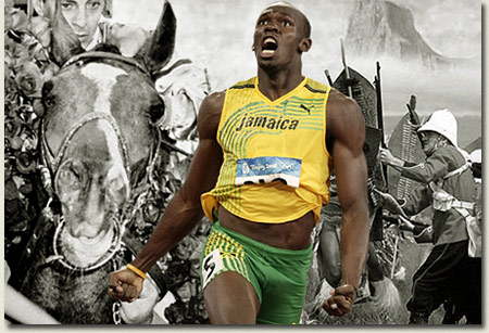 northern dancer, usain bolt and the battle of isandlwana