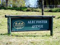 alec foster avenue